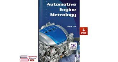 Automotive Engine Metrology by Salah H. R. Ali