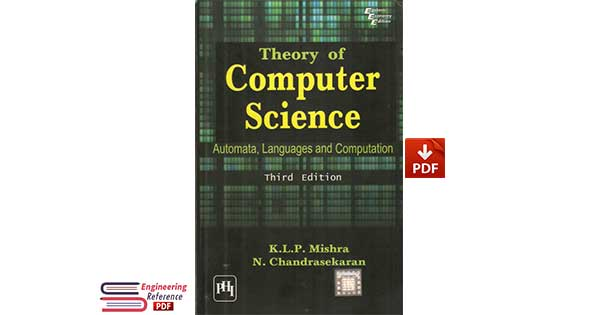 Theory of Computer Science (Automata, Languages and Computation) Third Edition PDF