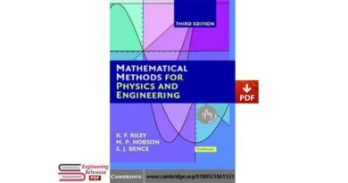 Student solution manual for Mathematical methods for physics and engineering PDF Download