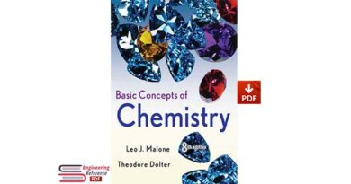Basic Concepts of Chemistry, Eighth Edition by Leo J. Malone & Theodore Dolter PDF Download